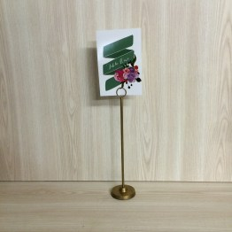 gold spindle table number hire auckland new zealand