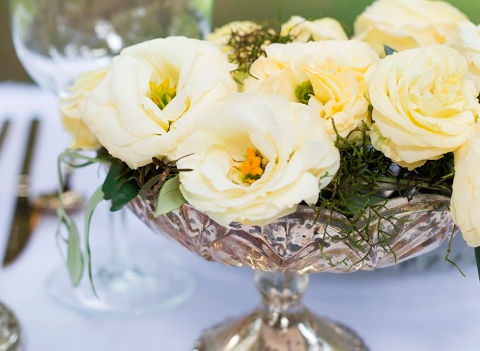 gold vase hire nz