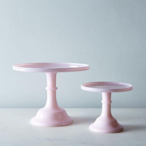 pink cake stands nz