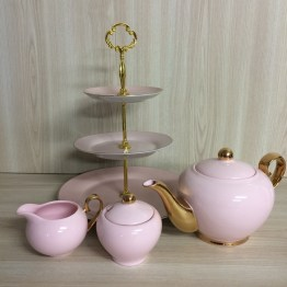 tea set hire auckland