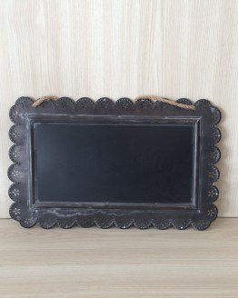 hanging chalkboard hire nz