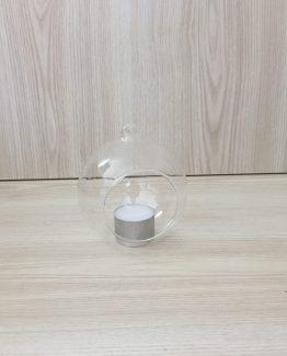 hanging glass bulb hire