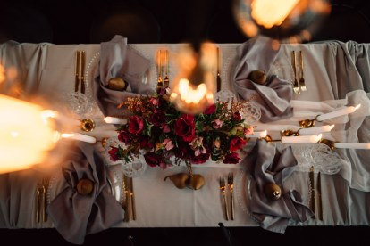 wedding table hire