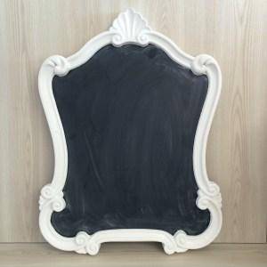 white chalkboard hire nz