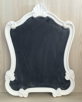 white chalkboard hire nz