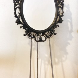 BLACK FRAME AND EASEL HIRE NZ