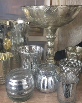 Silver Hire Items
