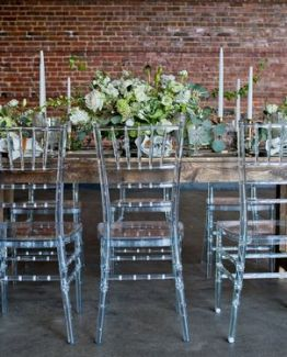 ghost clear tiffany chiavari chair