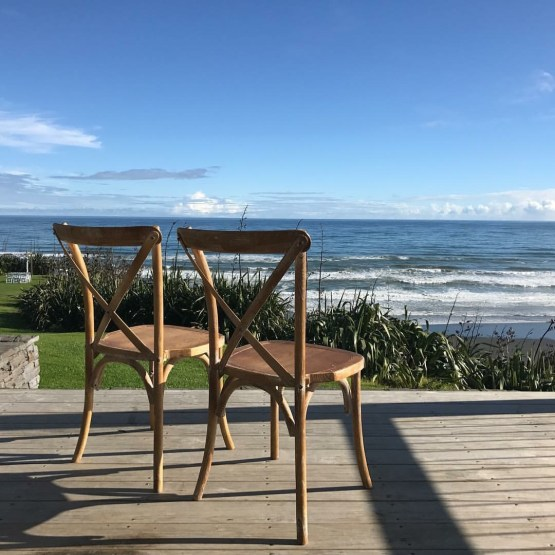wooden chair hire nz