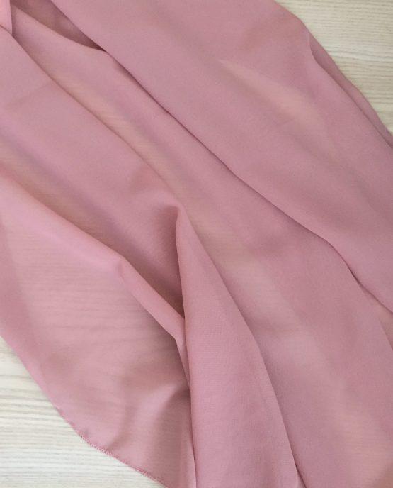 pink chiffon table runner hire nz