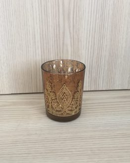 copper tealight holder hire