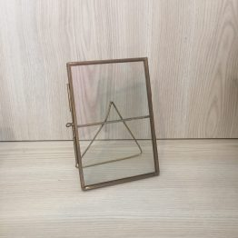 brass frame table number hire nz