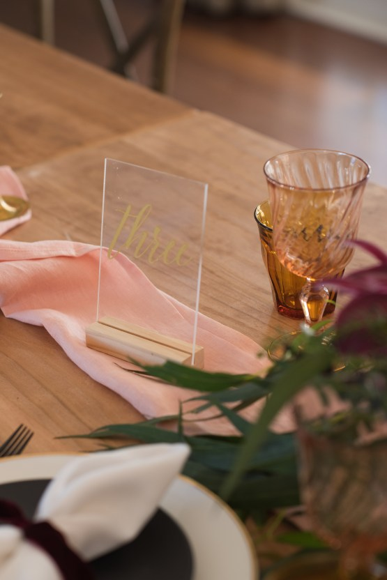 table number hire nz