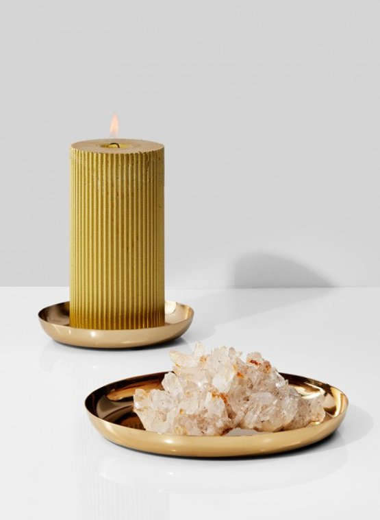 pillar candle plate hire new zealand