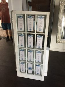 seating chart hire nz