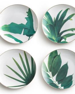 botanical side plate hire nz