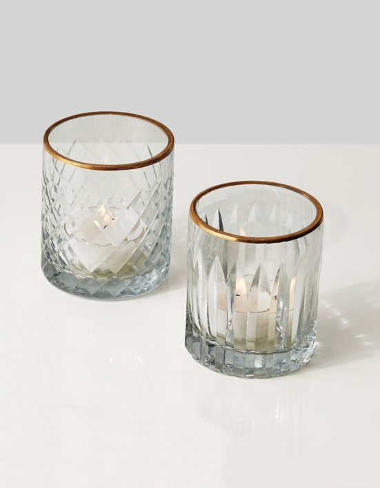 glass tealight holder hire nz