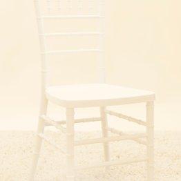 white tiffany chair hire nz