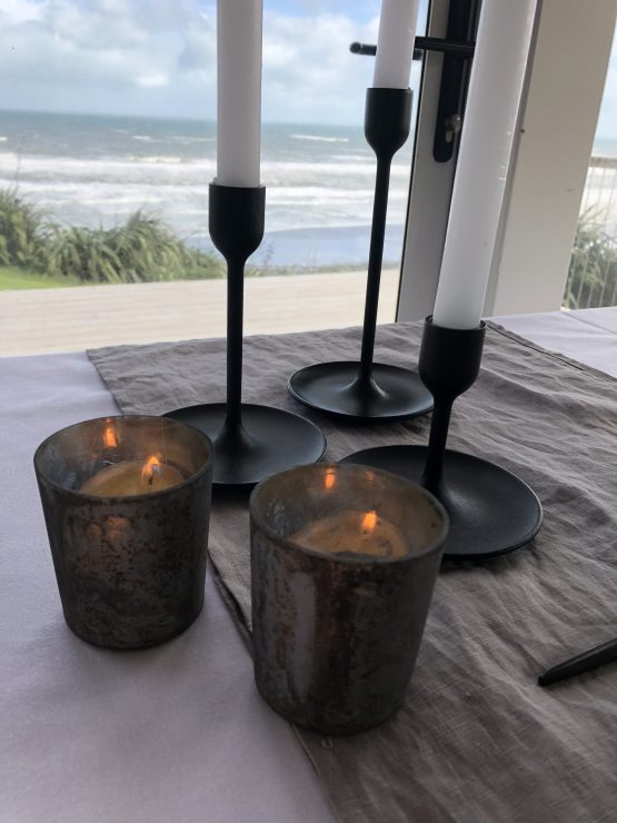 black candlestick hire nz