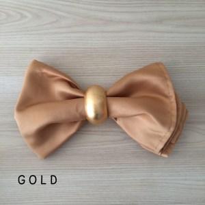 gold napkin hire nz