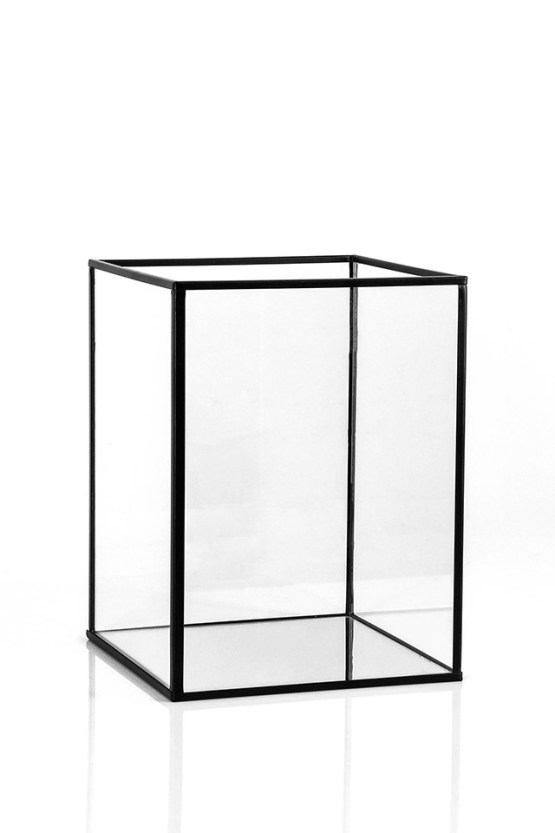 metal display box hire nz