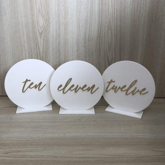 acrylic wedding hire auckland