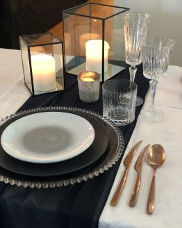 grey side plate hire nz