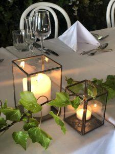 copper wedding decor hire nz