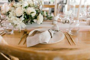 wedding tabletop hire nz