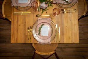 wedding table decorations nz