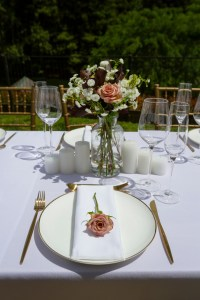 matte gold cutlery hire nz