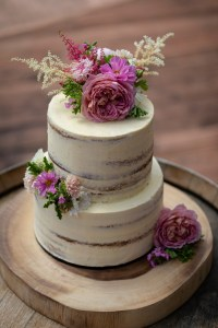 wooden cake stand hire nz