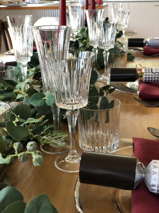 cut crystal glassware hire auckland nz