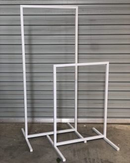 hire acrylic sign frames nz