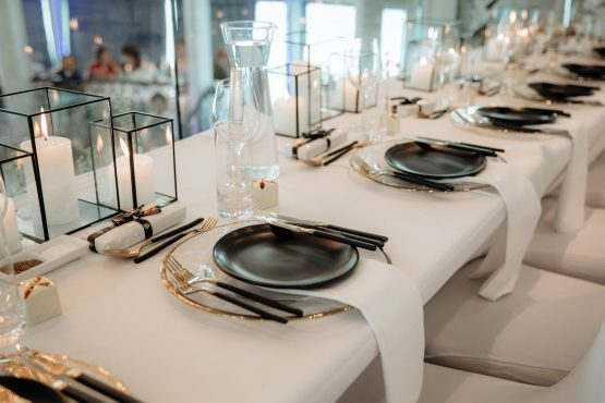 wedding tablescape decor item hire auckland