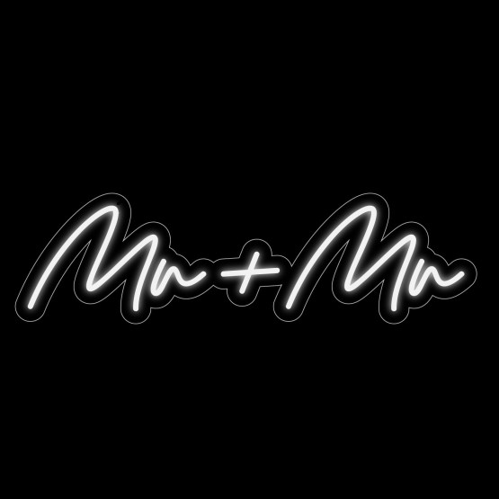 mr and mr neon sign hire nz