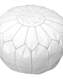 white pouf hire auckland nz
