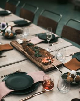 copper cutlery hire nz