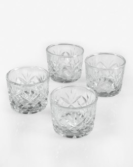 crystal tealight holder hire auckland nz
