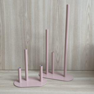 hire blush tube vases auckland nz