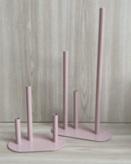 hire blush tube vases auckland nz