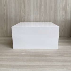 white cake stand riser hire auckland nz