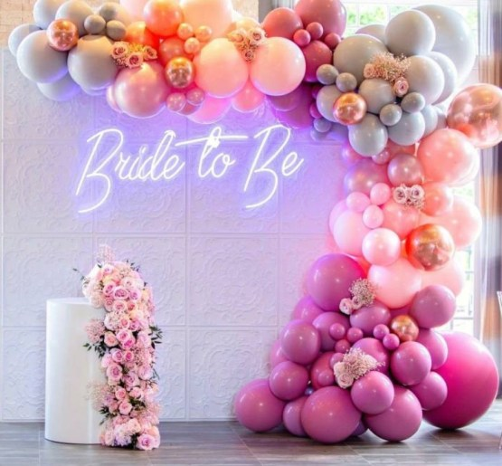 bride to be neon sign hire auckland nz