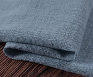 dusty blue cheesecloth gauze runner hire nz