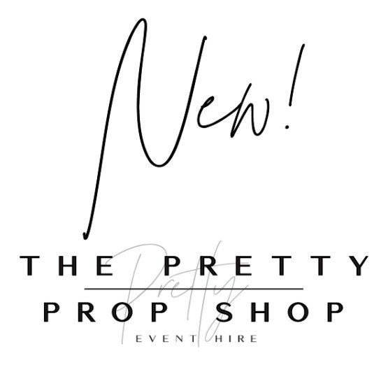 NEW! THE PRETTY PROP SHOP