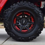 Moto Metal MO961 + Nitto Mud Grapplers