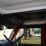 Tuffy Single Compartment Overhead Console