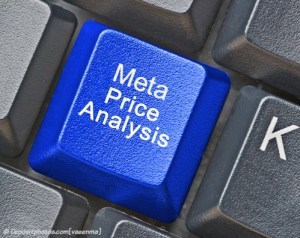 Keyboard with hot key for price analysis