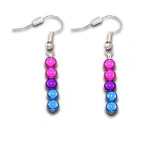 bisexual earring