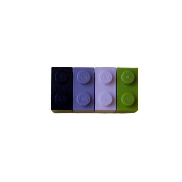 Agender lego fridge magnet